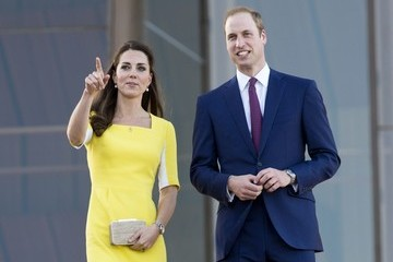 Prince William The Royal Couple at the Sydney Opera House — Part 2