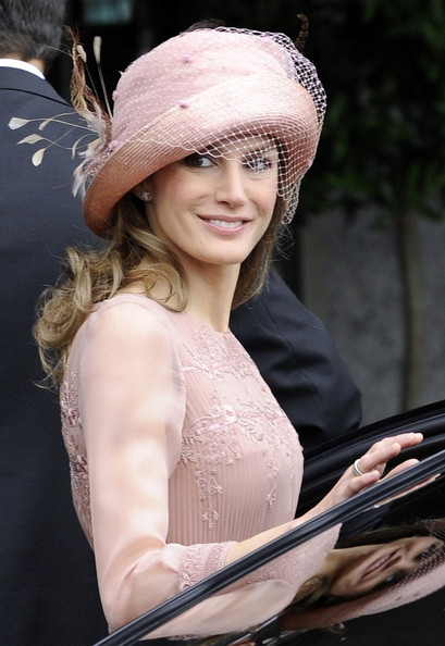 princess letizia of asturias. Princess Letizia and Prince