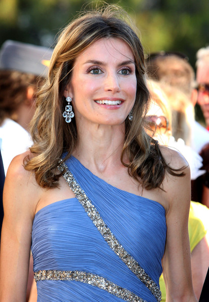 princess letizia wedding. Princess Letizia Prince