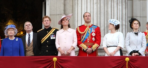 Princess Eugenie Photos - Trooping the Colour 2013 - 1040 of