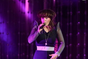Purity Ring at 'Jimmy Kimmel Live'