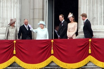 Prince William Prince Charles The Queen's Final Jubilee Send-off