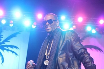 R. Kelly R. Kelly Performs at LVH Casino