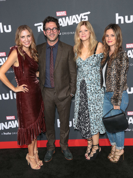 Premiere of Hulu's 'Marvel's Runaways'