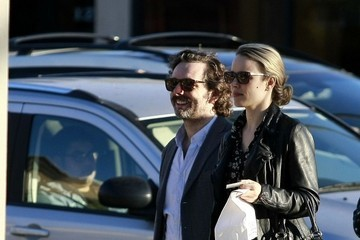 Rachel McAdams Michael Sheen Rachel McAdams Out and About