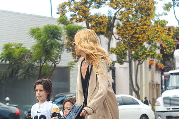 Rachel Zoe Skyler Berman Rachel Zoe Is Seen Out In Beverly Hills