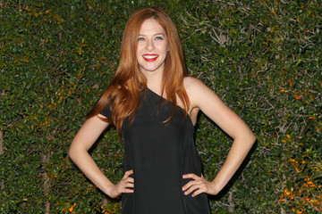 Rachelle Lefevre Celebrities Attend Opening Night of Cirque Du Soleil's 'Kurios - Cabinet of Curiosities'