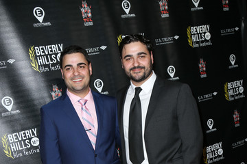 Rafael Francisco Beverly Hills Film Festival - Opening Night Premiere of 'The Lennon Report' and 'Baby, Baby, Baby'