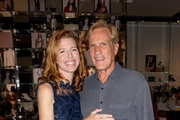 Randal Kleiser Tanna Frederick Hosts an Event at TopShop