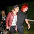 Rande Gerber Rande Gerber And Cindy Crawford Are Seen At The Casamigos Halloween Party In Beverly Hills