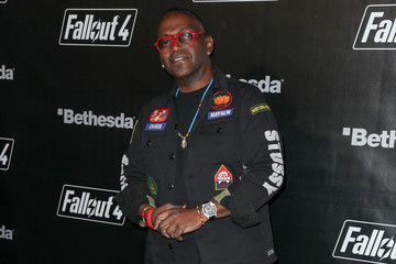 Randy Jackson Celebrities Arrive at the 'Fallout 4' Launch Party