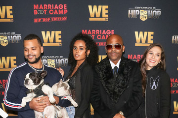Raquel Horn WE tv Celebrates The Premiere Of Marriage Boot Camp: Hip Hop Edition And Growing Up Hip Hop