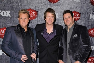Rascal Flatts American Country Awards 2012