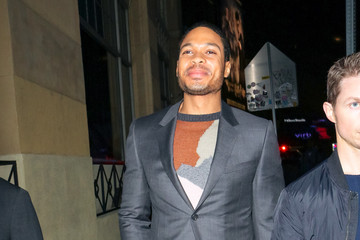 Ray Fisher Ray Fisher Hits The 'Aquaman' Premiere At TCL Chinese Theatre In Hollywood