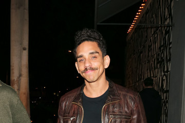 Ray Santiago Ray Santiago outside Craig's Restaurant in West Hollywood
