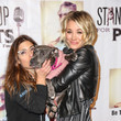 Rebecca Corry Celebrities Attend the Stand Up For Pits Comedy Benefit