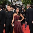 Reem Kherici 'Young and Beautiful' Premieres in Cannes