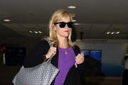 Reese Witherspoon Arrives at LAX