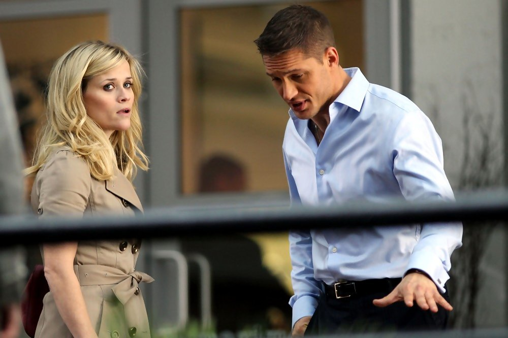 Tom Hardy Photos Photos Reese Witherspoon And Tom Hardy