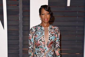 Regina King Stars at the Vanity Fair Oscar Party