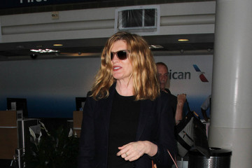 Rene Russo Rene Russo Is Seen at LAX