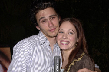 Marla sokoloff and james franco