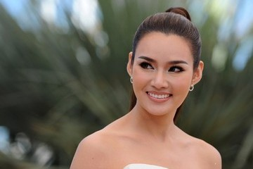 Rhatha Phongam 'Only God Forgives' Photo Call in Cannes