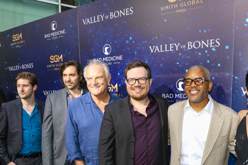 Rhys Coiro 'Valley of Bones' Premiere at the Arclight Cinemas