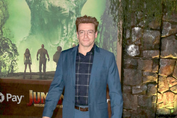 Rhys Darby Premiere of Columbia Pictures' 'Jumanji: Welcome to the Jungle'