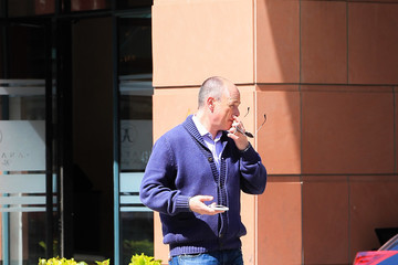 Rich Eisen Rich Eisen Is Seen in Beverly Hills