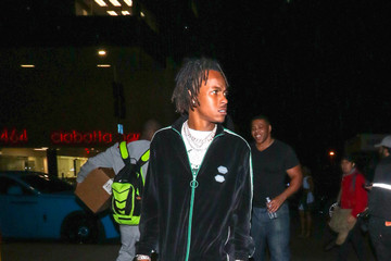Rich the Kid Rich The Kid Outside BLVD 3 Nightclub In Hollywood
