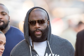 Rick Ross Rick Ross on 'Jimmy Kimmel Live'