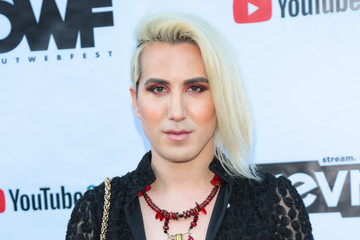 Ricky Rebel 3rd Annual Out Web Fest - Opening Night At YouTube Space LA