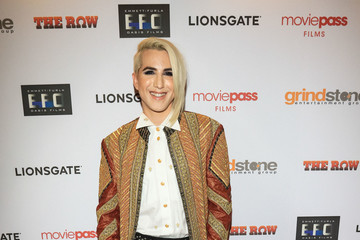Ricky Rebel The Row Premiere At Sunset 5 Theatre