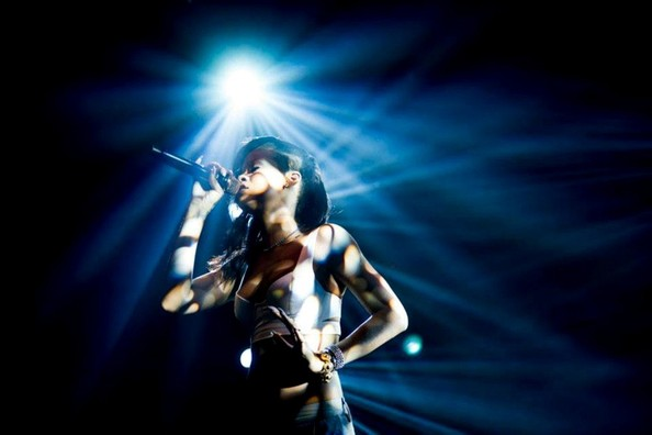 Rihanna - Scenes from Rihanna's 777 Tour