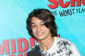 Rio Mangini Premiere of CBS Films' 'Middle School: The Worst Years Of My Life'