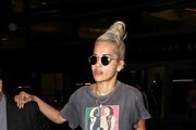 Rita Ora Jets Away