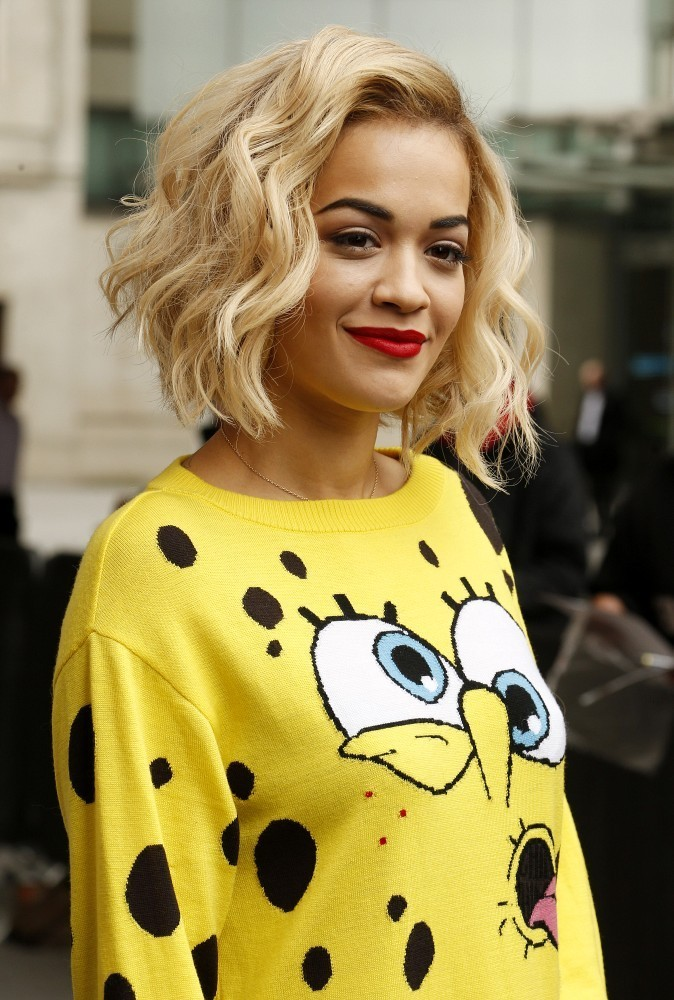 The Ultimate Hair Transformer: Rita Ora