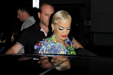 Rita Ora Rita Ora Enjoys a Night Out — Part 2