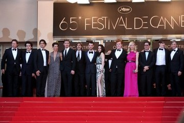 Danny Morgan 'On The Road' Premieres at Cannes