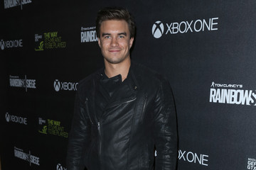 Rob Mayes Celebrities Attend Ubisoft's 'Rainbow Six Siege' Launch Party