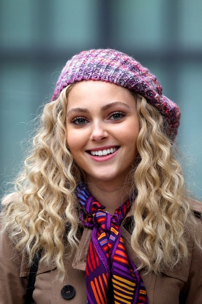 Robb and Agyeman film 'The Carrie Diaries'