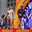Robert Downey Jr. Marvel Studios' 'Avengers: Endgame' Cast Place Their Hand Prints In Cement At TCL Chinese Theatre IMAX Forecourt