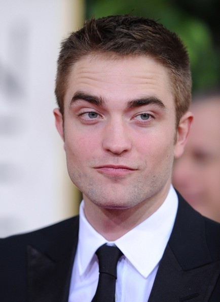 Robert Pattinson - 70th Annual Golden Globe Awards