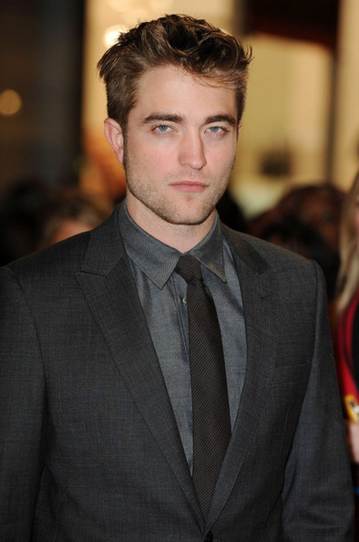 Robert Pattinson 'The Twilight Saga: Breaking Dawn - Part 1' premiere held at the Vue Cinema.