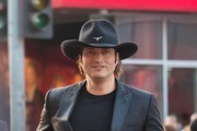 Robert Rodriguez Spotted in Hollywood