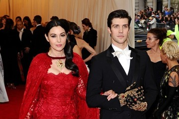 Roberto Bolle Red Carpet Arrivals at the Met Gala — Part 2