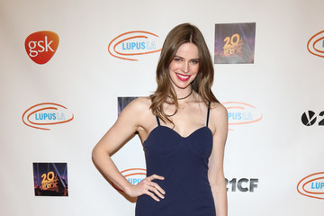 Robyn Lawley Lupus LA's 2018 Orange Ball