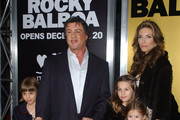 """World Premiere of """"Rocky Balboa"""".Grauman's Chinese Theatre, Hollywood, CA.December 13, 2006."""