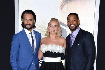 Rodrigo Santoro 'Focus' Premieres in Hollywood